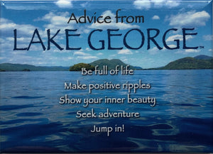 Advice from Lake George Magnet