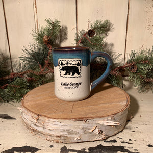 Lake George Bear Mug
