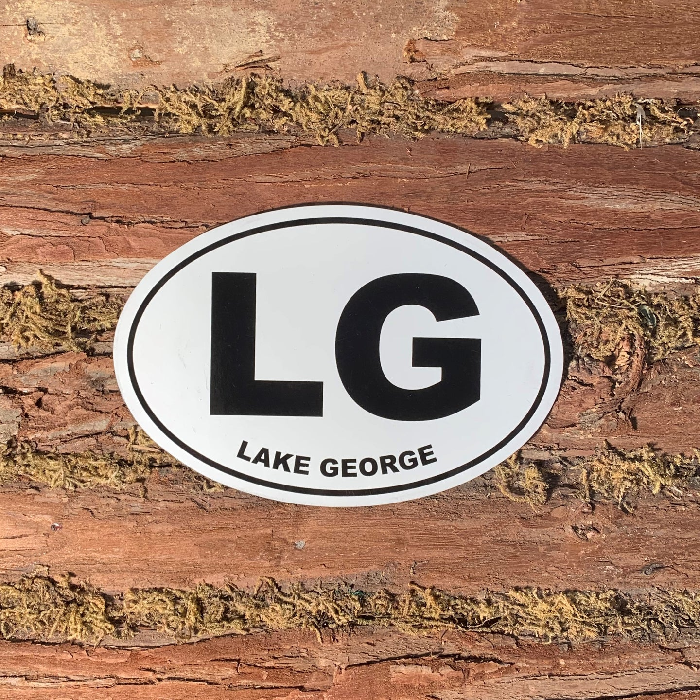 Lake George Magnet