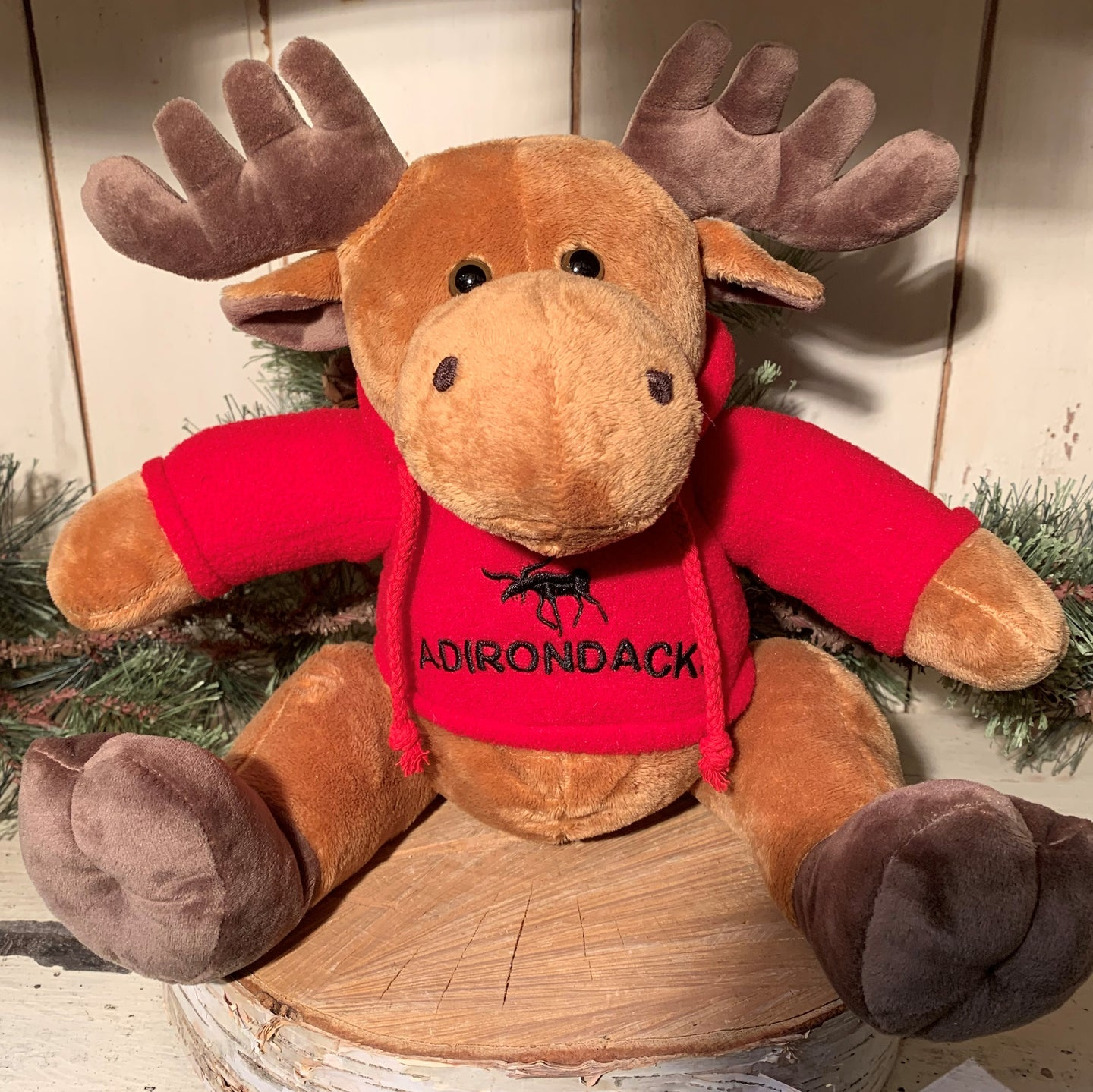 Moose Hoodie Plush Animal