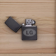 Load image into Gallery viewer, Lake George Euro Zippo Lighter