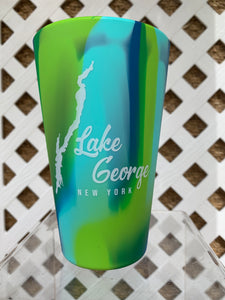 Silicone Lake George Pint Cup