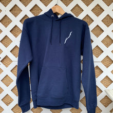 Load image into Gallery viewer, Lake George Map Hoodie