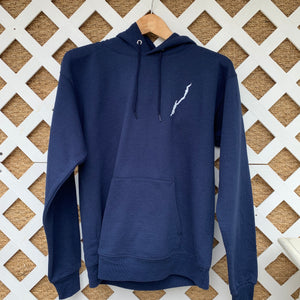 Lake George Map Hoodie