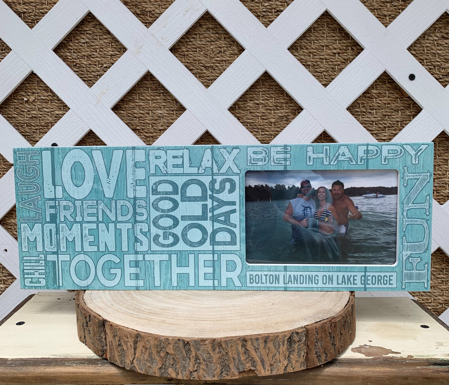 Bolton Landing on Lake George Picture Frame