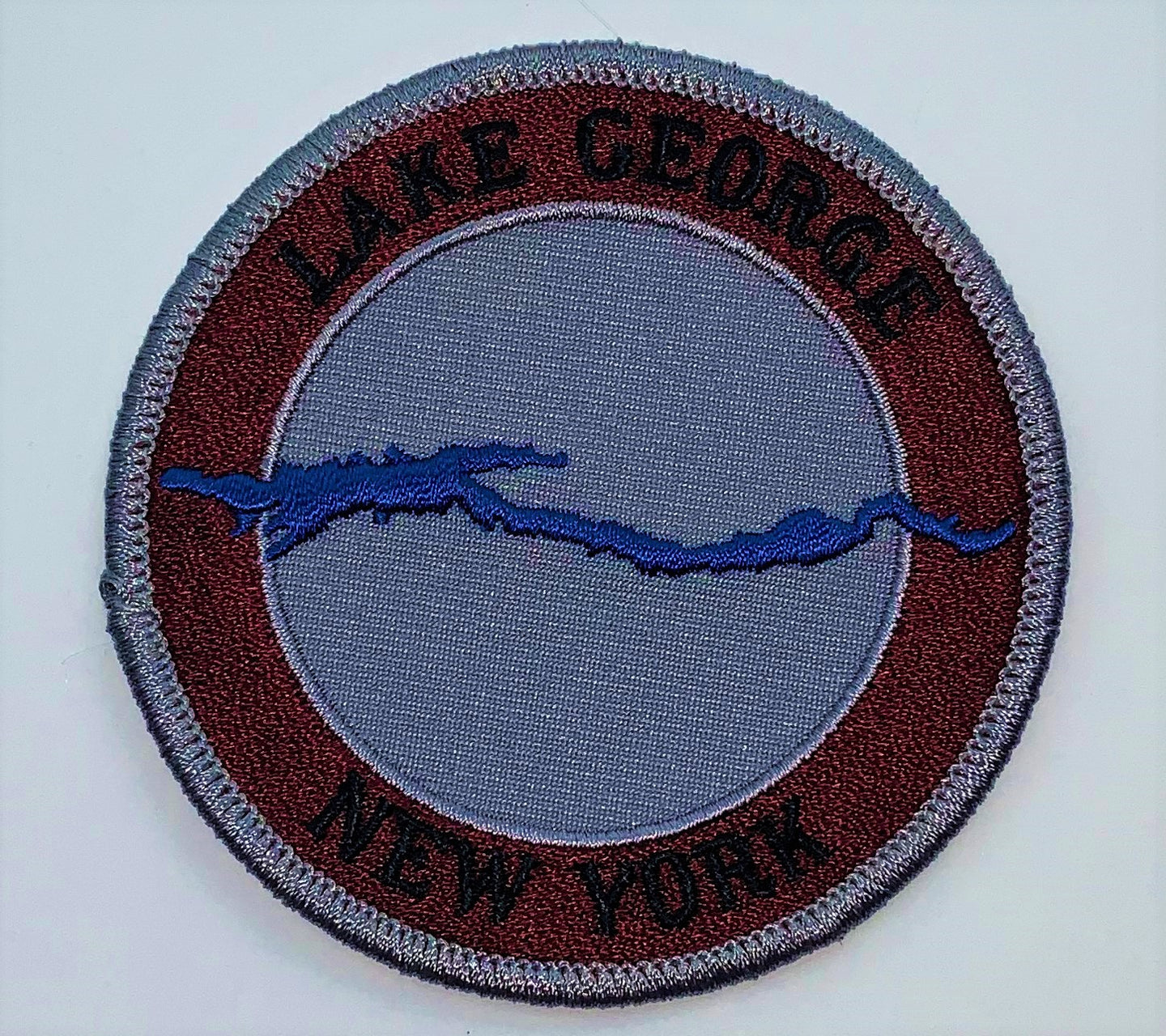 Lake George Map Patch