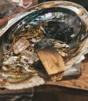 Smudging & Cleansing tools