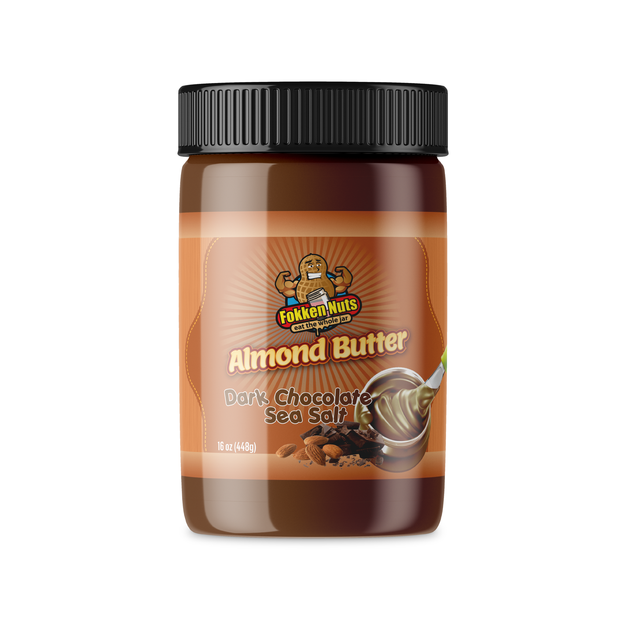 Tutti's Blend Almond Butter - Fokken Nuts