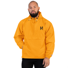 Load image into Gallery viewer, Macrolotto Embroidered Champion Packable Jacket