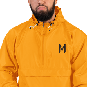 Macrolotto Embroidered Champion Packable Jacket