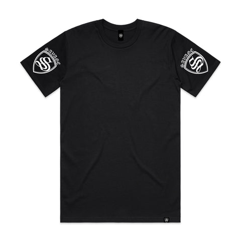 SAVAGE SHIELD Men's T-Shirt