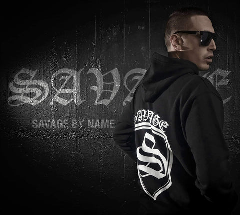 SAVAGE SHIELD Men's Hood
