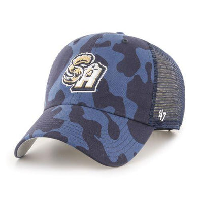 San Antonio Missions Tonal Navy Camo OHT Clean Up Hat