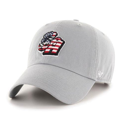 San Antonio Missions SA Missions Coonskin Patriotic CleanUp Cap