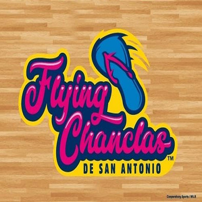 Flying Chanclas De San Antonio Fan Floor