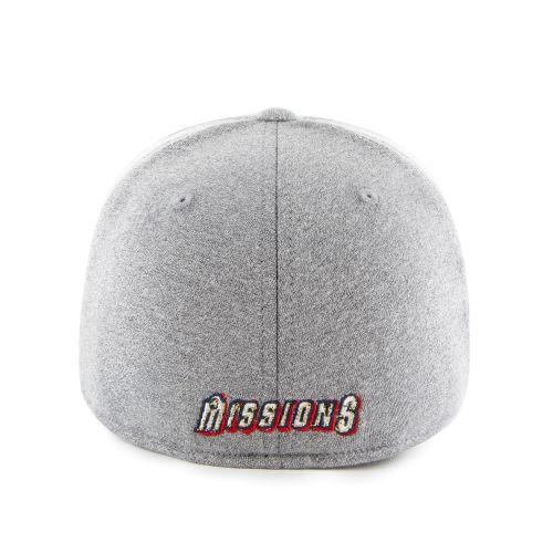 San Antonio Missions SA Missions '47 Contender Stretch Fit Cap