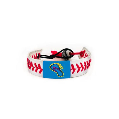 San Antonio Missions Flying Chanclas De San Antonio Baseball Bracelet w/ Flying Chancla
