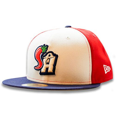 San Antonio Missions Pinwheel Pepper SA 5950 Fitted Cap