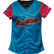 San Antonio Missions Flying Chanclas De San Antonio Ladies Replica Jersey