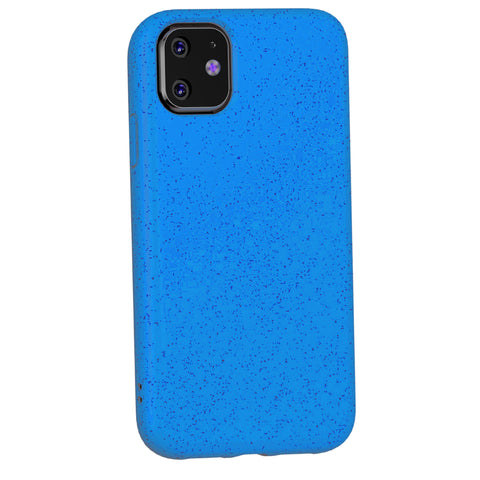 iPhone 11 Pro Max Case - Grippy & Biodegradable by Case Hands™ iPhone Cases Case Hands iPhone 11 Pro Max Blue