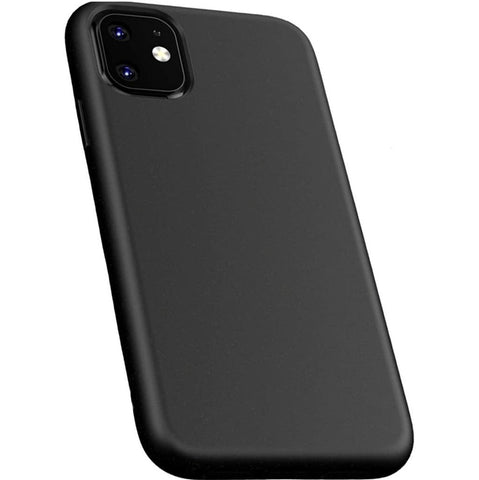 iPhone 12 Mini Case - Grippy & Biodegradable by Case Hands™ iPhone Cases Case Hands iPhone 12 Mini Black