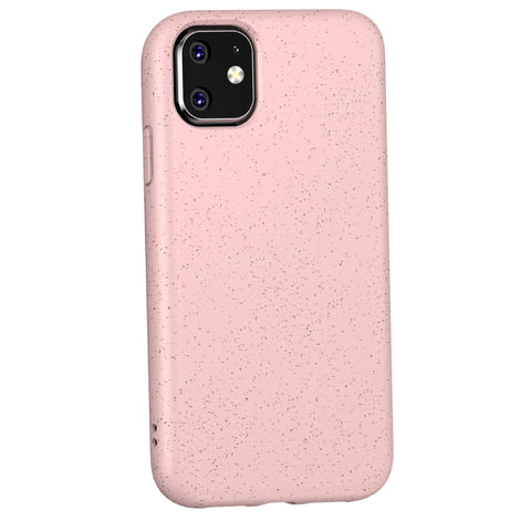 iPhone 12 Mini Case - Grippy & Biodegradable by Case Hands™ iPhone Cases Case Hands iPhone 12 Mini Pink