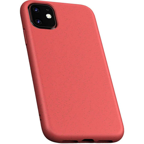 iPhone 12 Mini Case - Grippy & Biodegradable by Case Hands™ iPhone Cases Case Hands iPhone 12 Mini Red