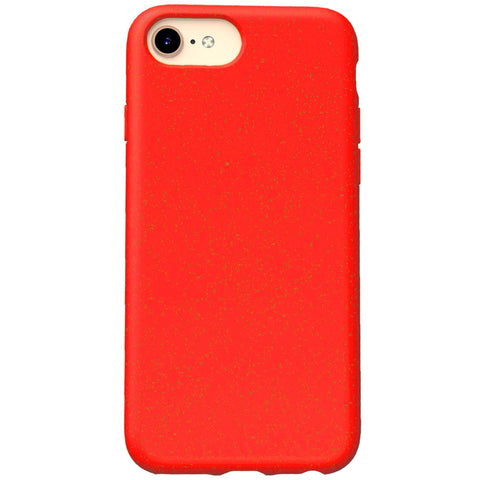iPhone 7 Case - Grippy & Biodegradable by Case Hands™ iPhone Cases Case Hands iPhone 7 Red