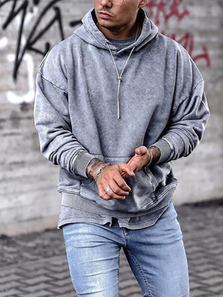 Mens Casual Comfortable New Sweatshirt RS235