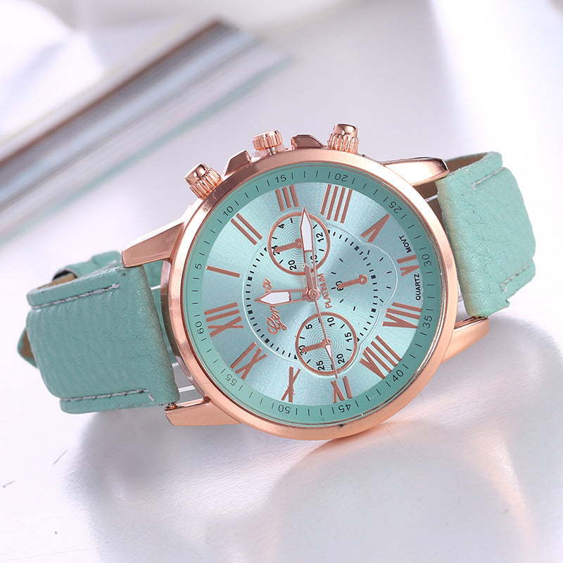 Women's fashion electronic watches