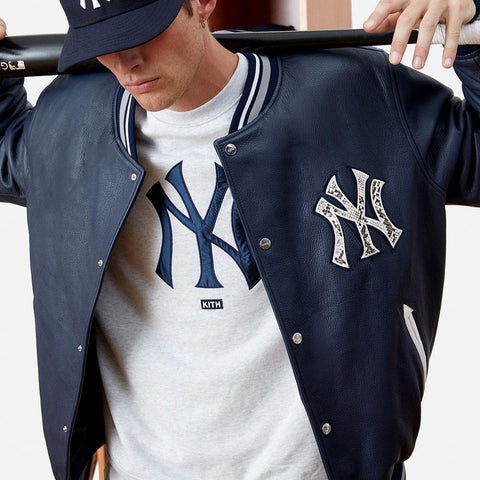 New york yankees baseball jacket