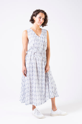 Her Society - Lorilee Midi Dress Wallflower - By RYDER