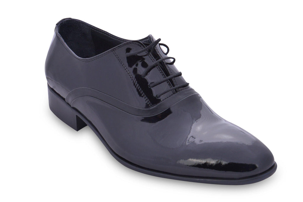 Chaussures 100% cuir noires homme