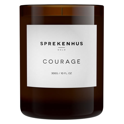 Scented Candle Courage