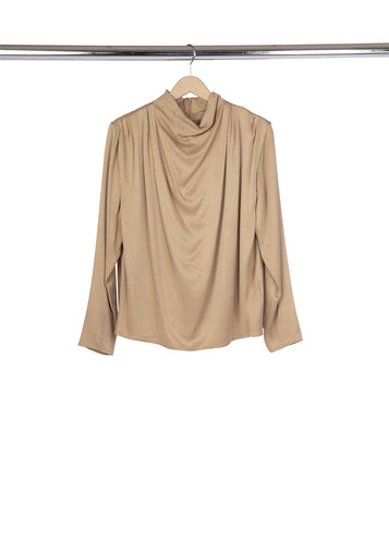 Lucy Blouse 24620, Beige