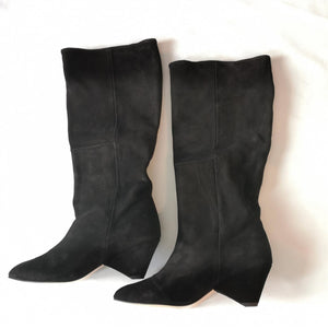 Brilliah Boots, Black