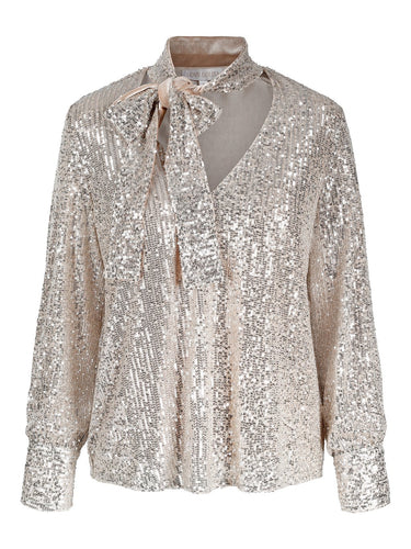 Harley Blouse, Gold