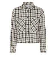 Betty Boucle Check Shirt