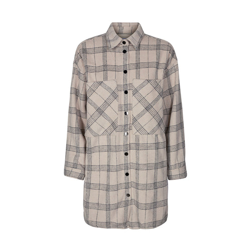 Kendall Pale Check Shirt