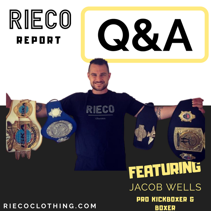 RIECO Report - Jacob Wells Q&A