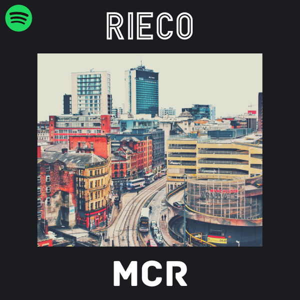 Trending In MCR Playlist By RIECO