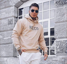 Load image into Gallery viewer, Rieco NS Hoodie Sand/Black - Rieco Clothing