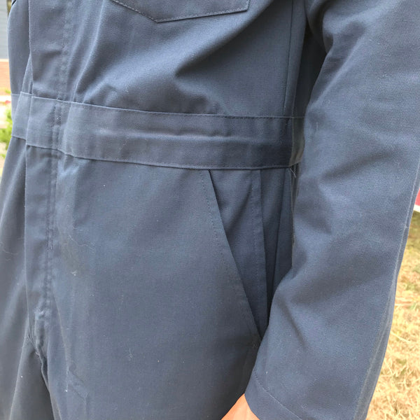 Navy Coverall