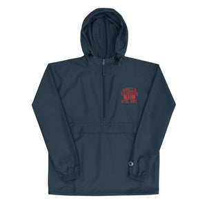 S+R x  Champion Packable Jacket