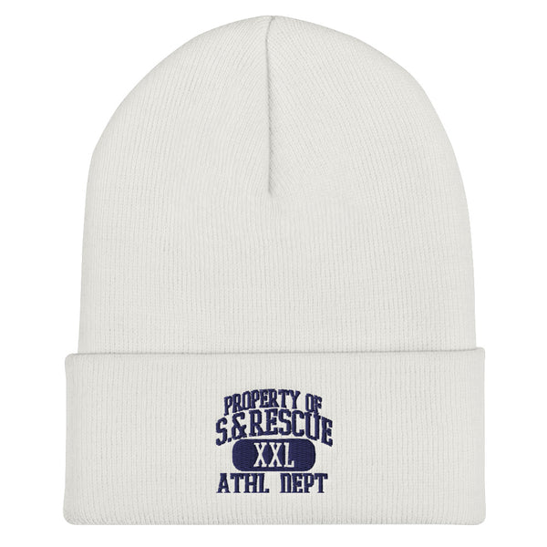 Search+Rescue Warm-up Beanie