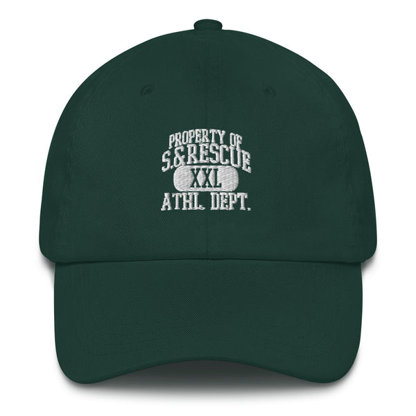 Search+Rescue General Dad hat