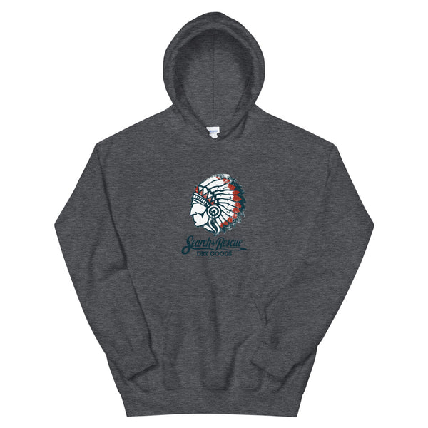 Native Chief Hooded Sweatshirt