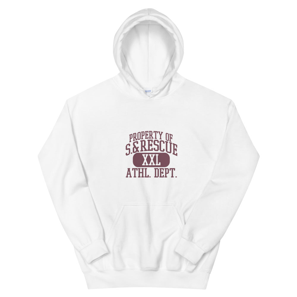 Search+Rescue warm up Hoodie