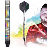 "Unicorn ""Bullyboy"" Michael Smith Code Players Softdart Signature Darts 18 g Softtip"