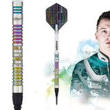 "Unicorn ""Hollywood"" Chris Dobey Code Players Softdart Signature Darts 20g Softtip"